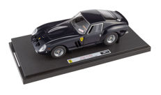 Hot Wheels Elite - Scale 1/18 - Ferrari 250 GTO 'Vanilla Sky' - Blue