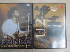 Icons of the sixties, seventies and eighties; SOUL, POP, (HARD-) ROCK; lot of 38 DVD's: