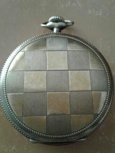 LeCoultre & Cie – pocket watch – 1850-1890