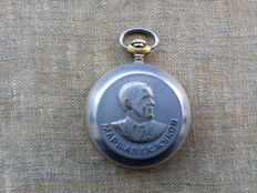 Molnija - Pocket watch USSR  - marshal Zukov - 1989s