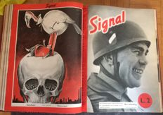Signal Italia -  3 Complete years - 1941-1942-1943