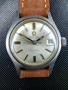 Omega - Geneve - Ladies- Automatic