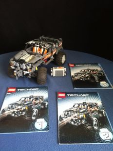 TECHNIC - 8297 + 42029 - Off - Roader + custom pick-up