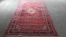 Amazing Persian Rug -Hamadan- 305 x155 cm. Act now don't miss it !!!