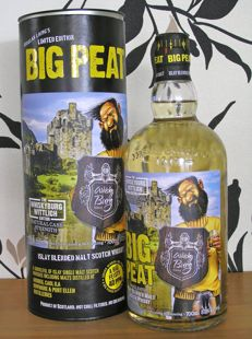 Big Peat The Whiskyburg Wittlich Limited Edition 2017