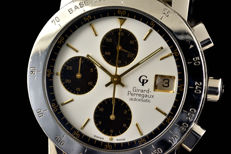 Girard Perregaux automatic chronograph 7000 GP - men's wirstwatch - 90-ties
