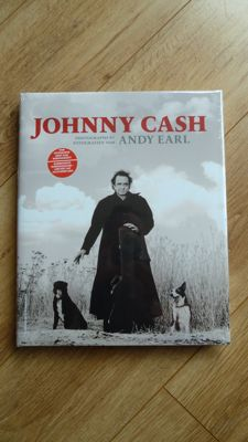 Johnny Cash - American Recordings -photographs- Andy Earl (*1955) -