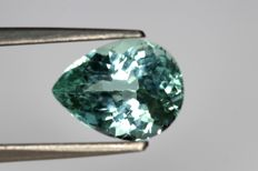Neon Green - 'Paraiba' Tourmaline - 1.84 ct