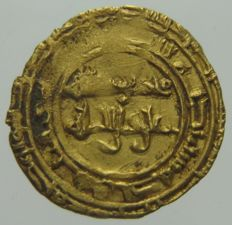 Sicily, Palermo - Robai of the Emir Al-Zahir (1021-1036) – gold