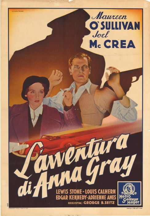 Canestrari - Woman Wanted - 1935