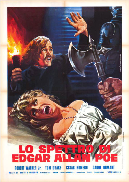 Piovano - The Spectre Of Edgar Allan Poe - 1972