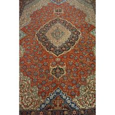 Royal Persian Jugendstil carpet, Tabriz made in Iran 370 x 270 cm