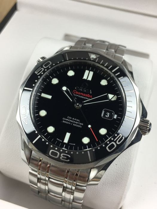 8ef4ea8afb39 Omega Seamaster Diver 300 Co-Axial Automatic 212.30.41.2 - men s watch