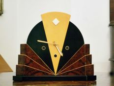 Westminster Mantel Clock Art Deco