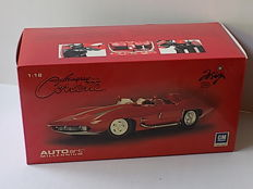 AUTOart-Millennium - Scale 1/18 - Chevrolet Stingray Corvette - Red