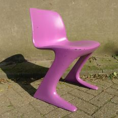 Ernst Moeckl for Horn Collection - 'Kangaroo' chair