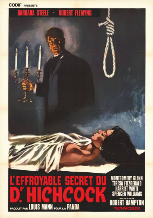 Anonymous - Orribile Segreto Del Dr. Hichcock - 1962
