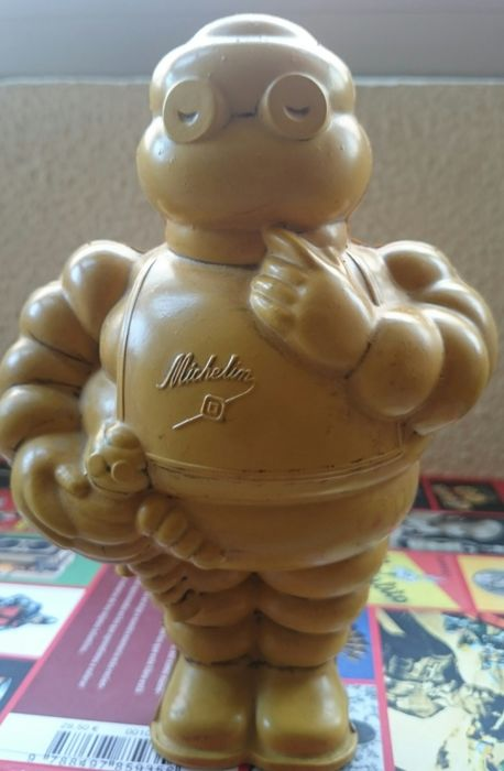 Michelin Bibendum, original rubber doll