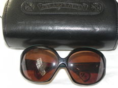 Chrome Hearts sunglasses very good condition case included