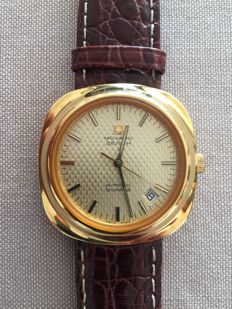 GOLD watch, Movado Zenith Switzerland 1970
