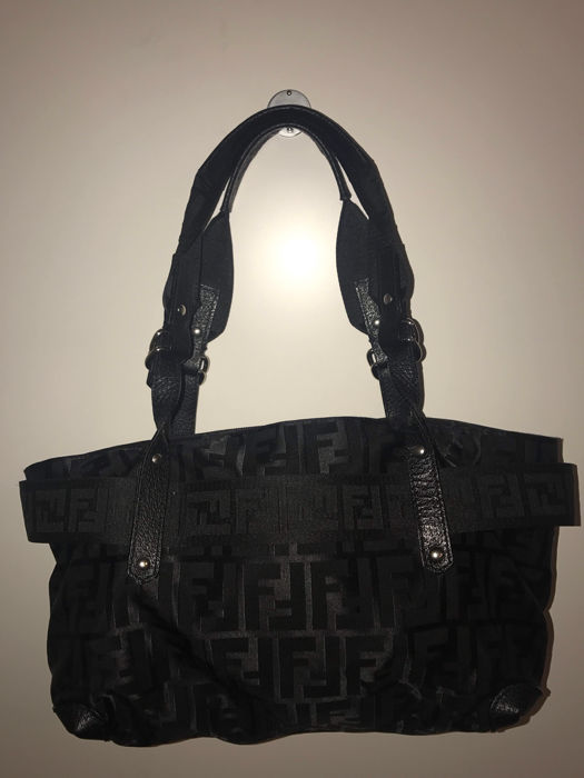 Fendi - Zucca shoulder bag ***No minimum price***