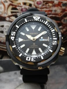 Seiko 51mm Tuna Men Watch - SRPA82K1