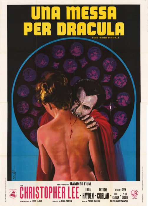 Nistri - Taste The Blood Of Dracula - 1970