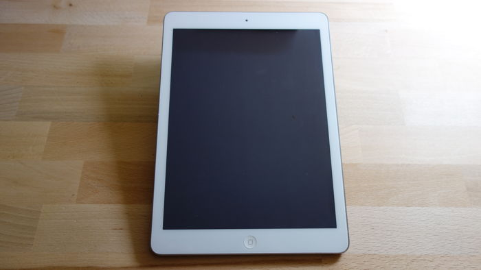 IPad Air 1, 16GB, Wi-Fi, Modell A1474 white
