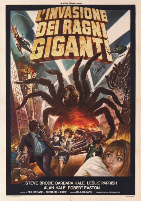 Anonymous - The Giant Spider Invasion - 1975