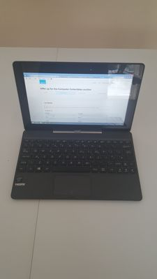 ASUS T100TAF 10.1 inch Convertible Notebook Intel Atom Z3735F 1.33 GHz Processor