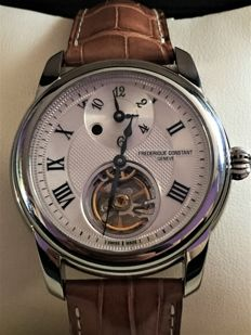 Frederique Constant Heart Beat Manufacture Dual Time Limited Edition 1888 pieces