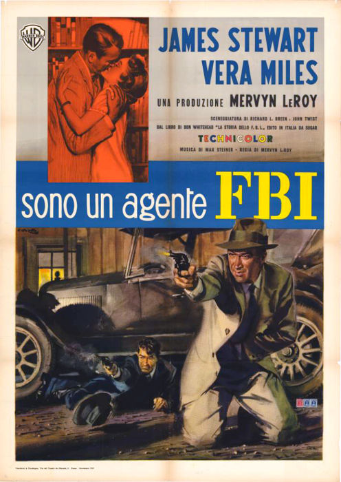 Anonymous - The F.B.I. Story - 1959