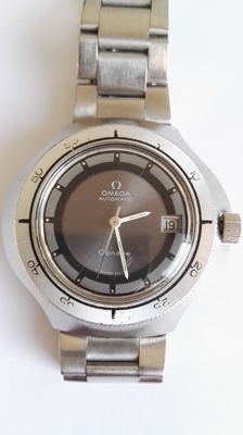 Omega Stingray Cobra - 166.122  - Men's - 1970-1979