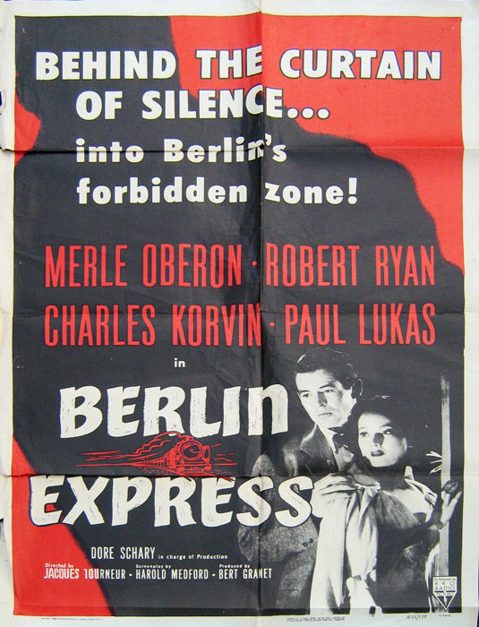 Anonymous - Berlin Express - 1955