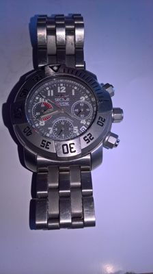 Sector Diving Team men's watch