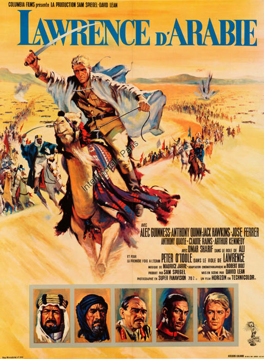Anonymous - Lawrence Of Arabia - 1962