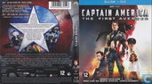 DVD / Video / Blu-ray - Blu-ray - Captain America