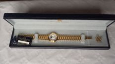 Maurice Lacroix - Phase de lune date - women's wristwatch - like new - never worn - RARE