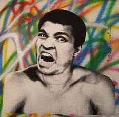 Mr Brainwash - Legendary Ali