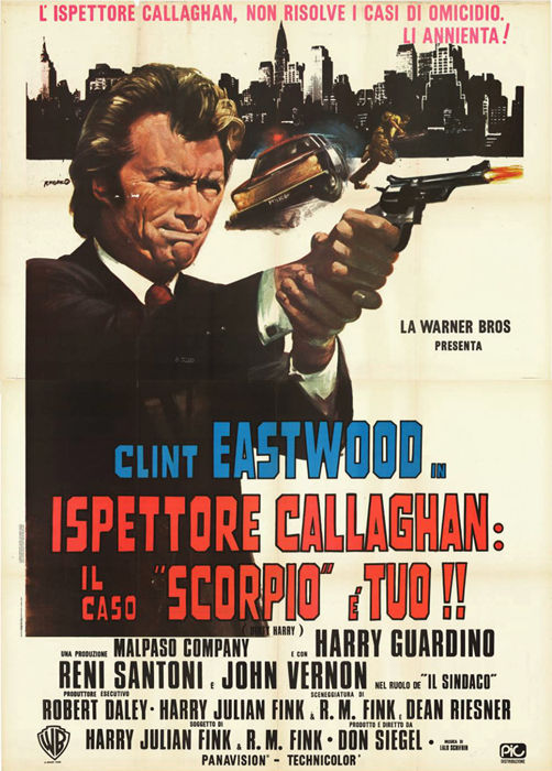 Franco - Dirty Harry - 1971