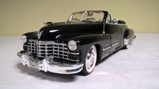 Anson - Scale 1/18 - 1947 Cadillac Series 62 Convertible - Black
