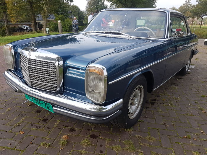 Mercedes-Benz - 280 CE w114 coupe - 1972