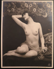 Julien Mandel (editeur Armand Noyer) - French Erotic photograph