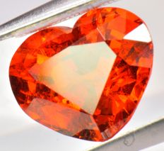 Fanta orange Spessartite 3.65 ct