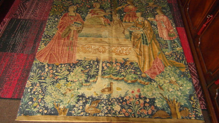 wandkleed - gobelin -tapestry