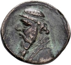 Greek Antiquity - KINGS of PARTHIA.  147-191 AD.  Ar Drachm,