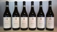 2013 Barolo 'Cannubi', Brezza Giacomo & Figli - Lot of 6 bottles