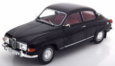 MCG - Scale 1/18 - Saab 96 V4 - Black