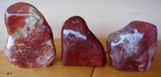 Wonderful Jasper pieces - 170 to 210 mm - 10 kg (3)