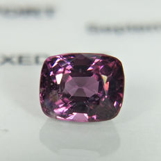 Purple pink Spinel  - 1.12 ct